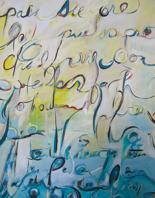 Jodi Fuchs prayer painting